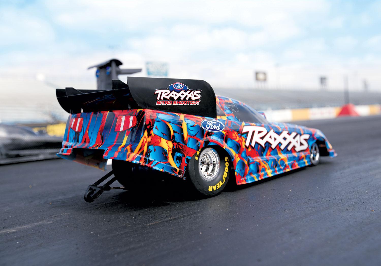Funny Car - NHRA Traxxas Nitro Shootout